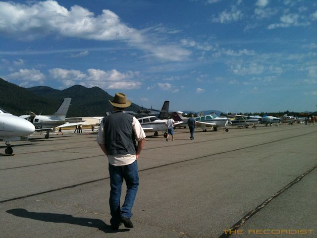 Sandpoint Idaho Fly In 2011