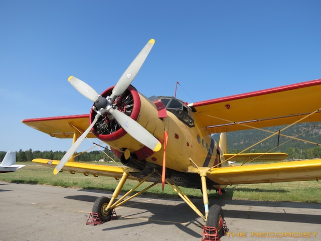 Antonov An-2 2012