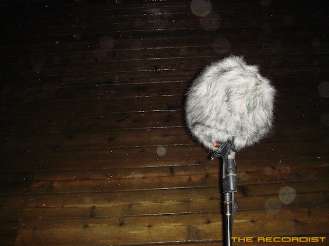 Rain Recording 2012