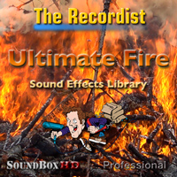 Ultimate Fire Sound Effects Library